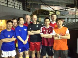 The Mighty Argos.cn Footy Team