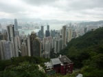 "Hong Kong - View from ""The Peak"""