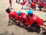 Company away day at Taihu Lake