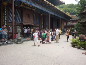 Mount Putuo: Temples