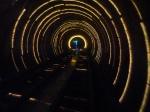 Bund sight-seeing tunnel