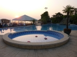 Pool at the Yacht Club