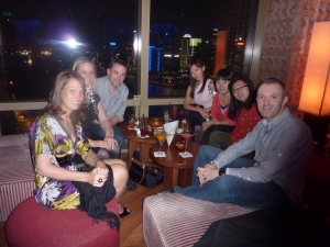 The Vue Bar for Jude's Leaving Do