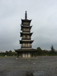 Mao Pagoda - acting as a lighthouse in the river