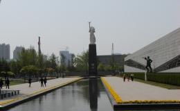 April 14th: Taking inNanjing