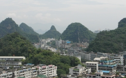 May 12th: Oxygen from Guilin