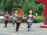 Suspiciously like Chinese Morris Dancing